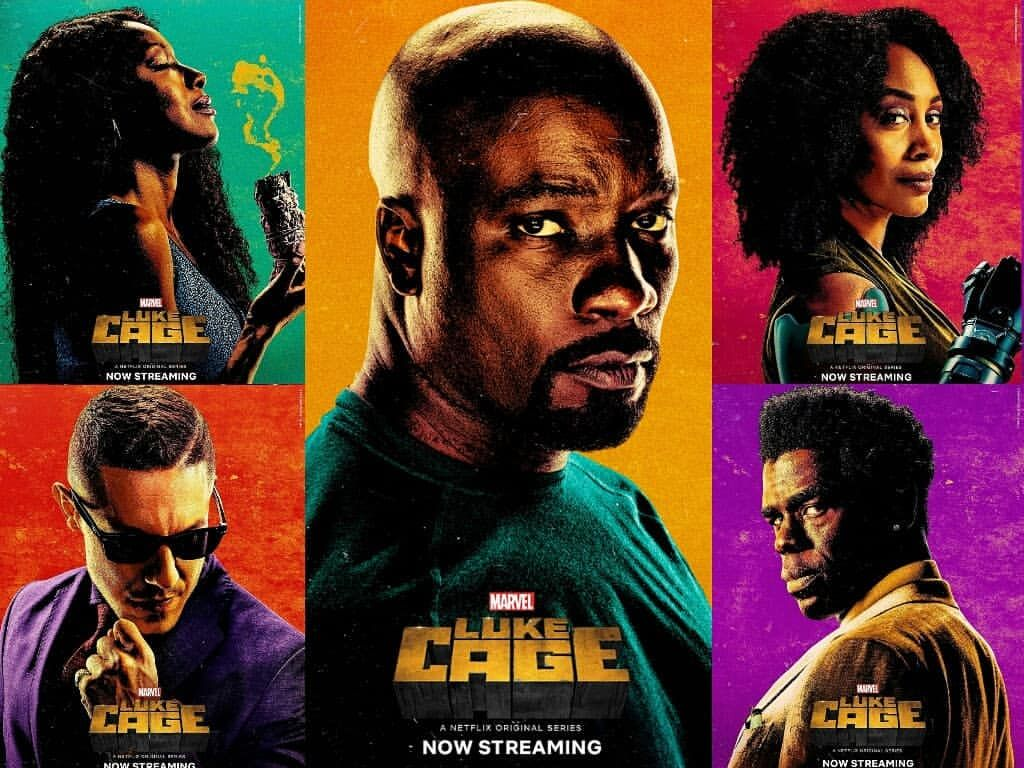 Image result for marvel luke cage - season 1