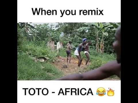 By Photo Congress || Toto Africa Remix