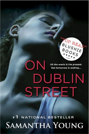 @blushiebooks ON DUBLIN STREET by Samantha Young