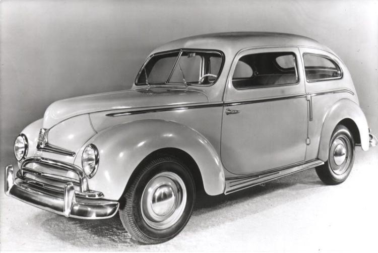 Ford Taunus -Buckeltaunus -1950 Werkstatthandbuch
