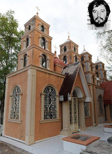 tumbas de los capos mexicanos