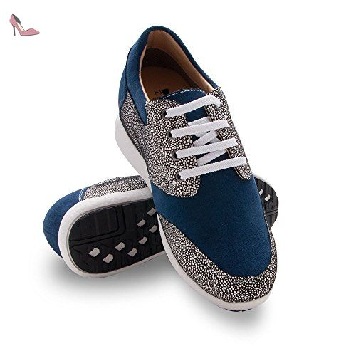 8 cm Chaussures de Sport Homme Chaussures Cuir Homme Chaussures Cuir Veritable Chaussures Grandissantes Zerimar Chaussures Rehaussantes Homme