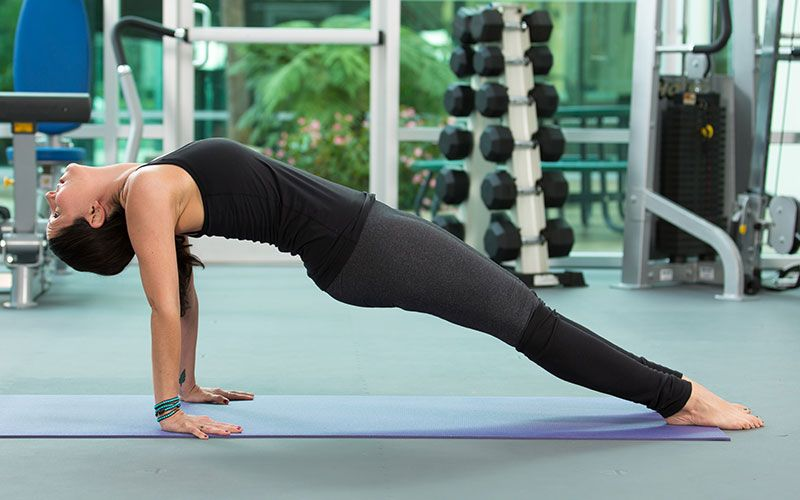 Yoga is a great way to counterbalance the areas most fatigued or tightened by running.