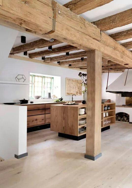 Holz Decke Haus Design Bilder. glen proebstel and larry dennison ...