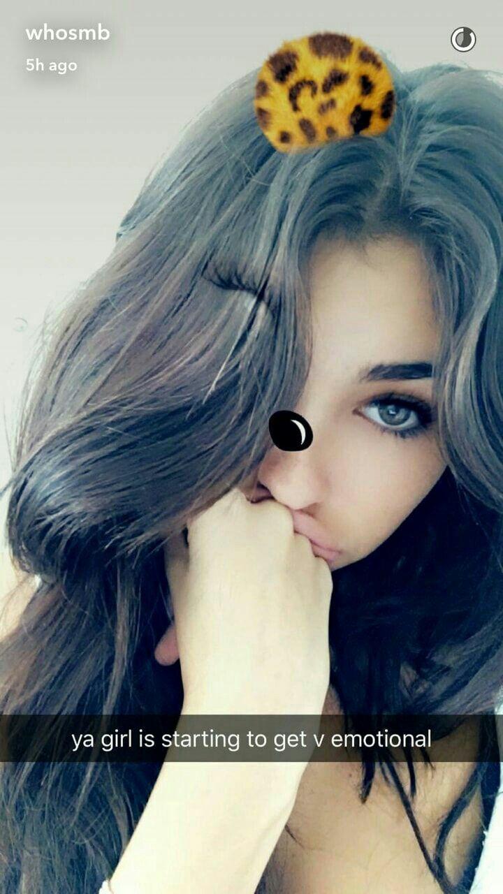 pinterest universexox ♏ Snapchat girls, Cool