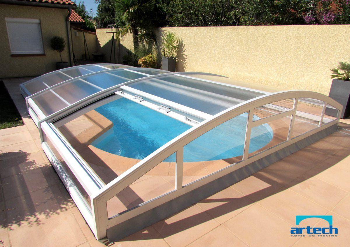 Www Abri Terrasse Com abri de piscine bas artech mineo sur coque asymétrique pid
