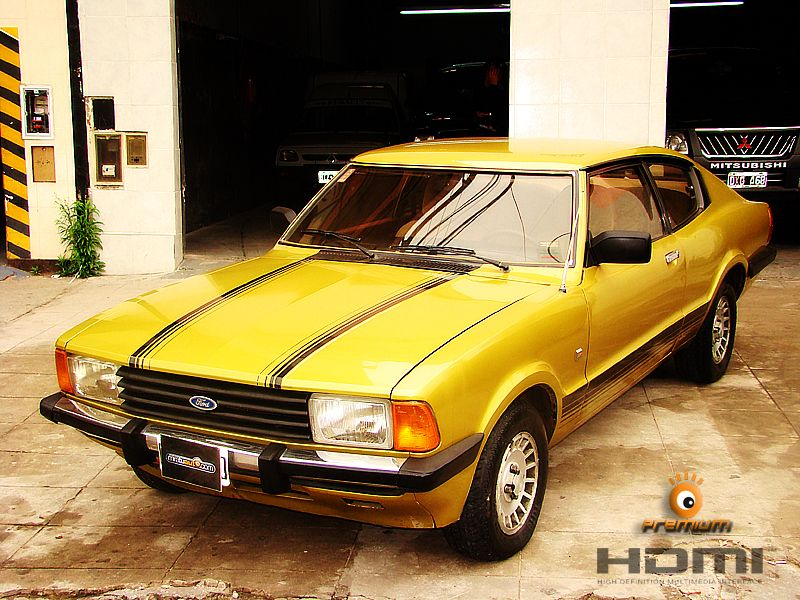 Ford Taunus Gt 1983 Ford Taunus Gt Ford Coupe