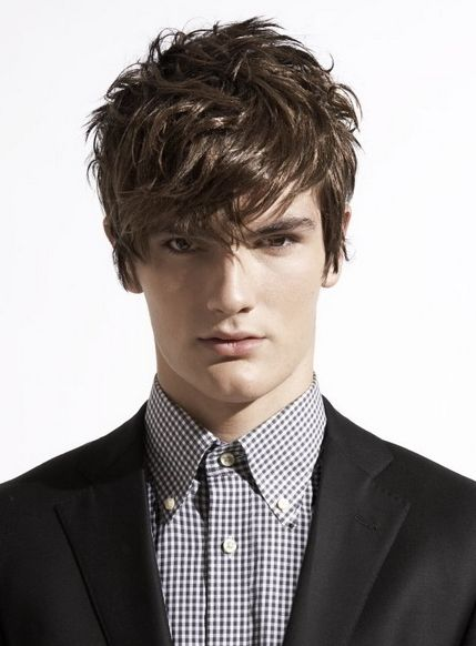 Prom Hairstyles for Boys | Fashion Join | Hairstyles for Boys | Pinterest | Prom hairstyles ...