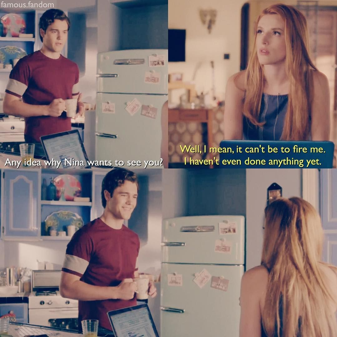 Famousinlove 1x02 A Star Is Torn Pagie And Jake Famous In