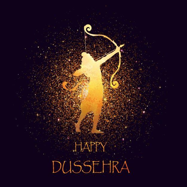 Dussehra Background Design