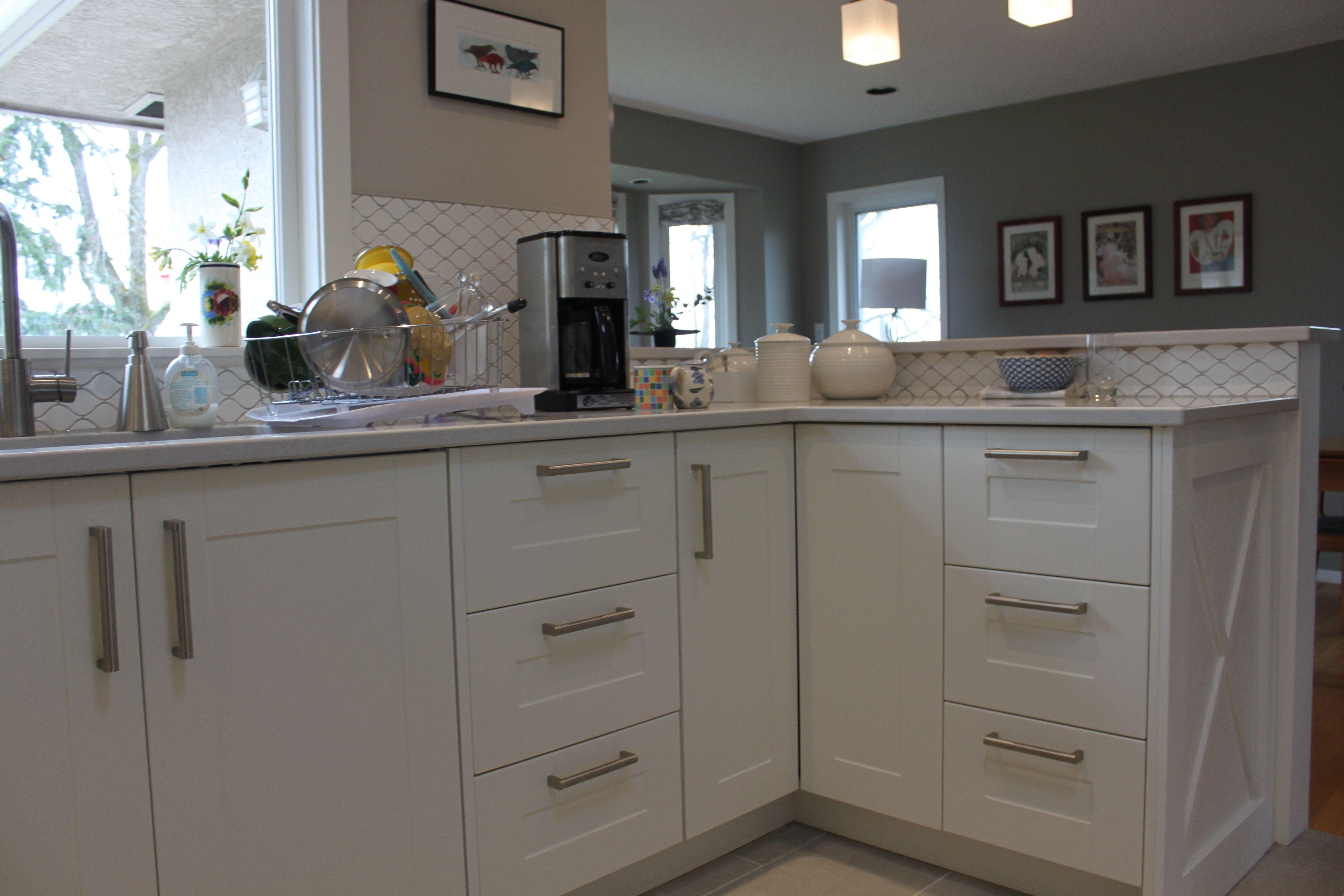Best Ikea Grimslov Off White Kitchen By Easy Installations 400 x 300