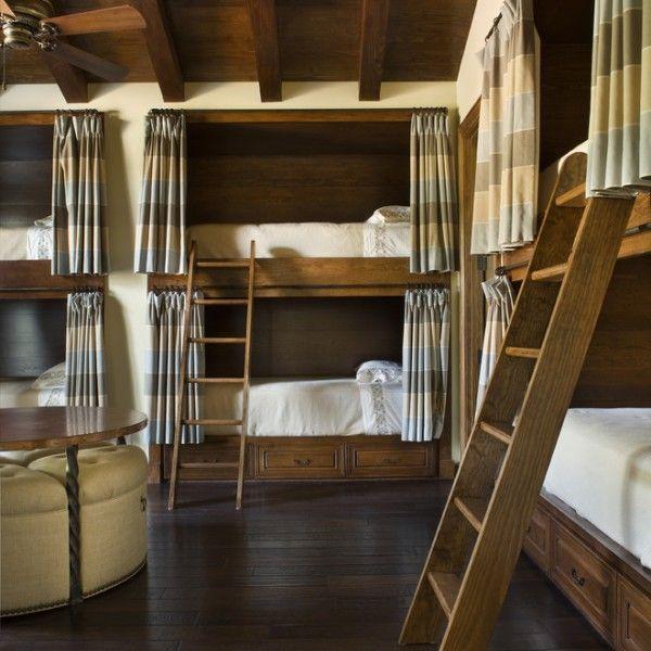 Rustic children bedroom | Langeoog | Pinterest | Moderne ...