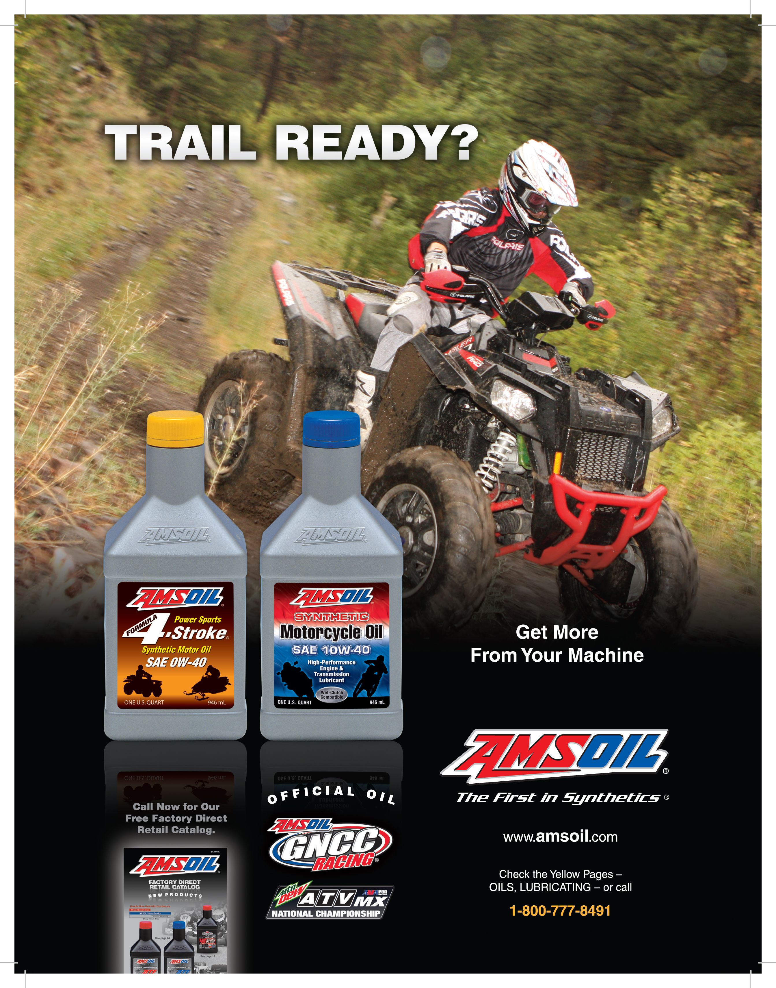 Amsoil Is Number One In Synthetic Oil Make Amsoil Your Next Oil