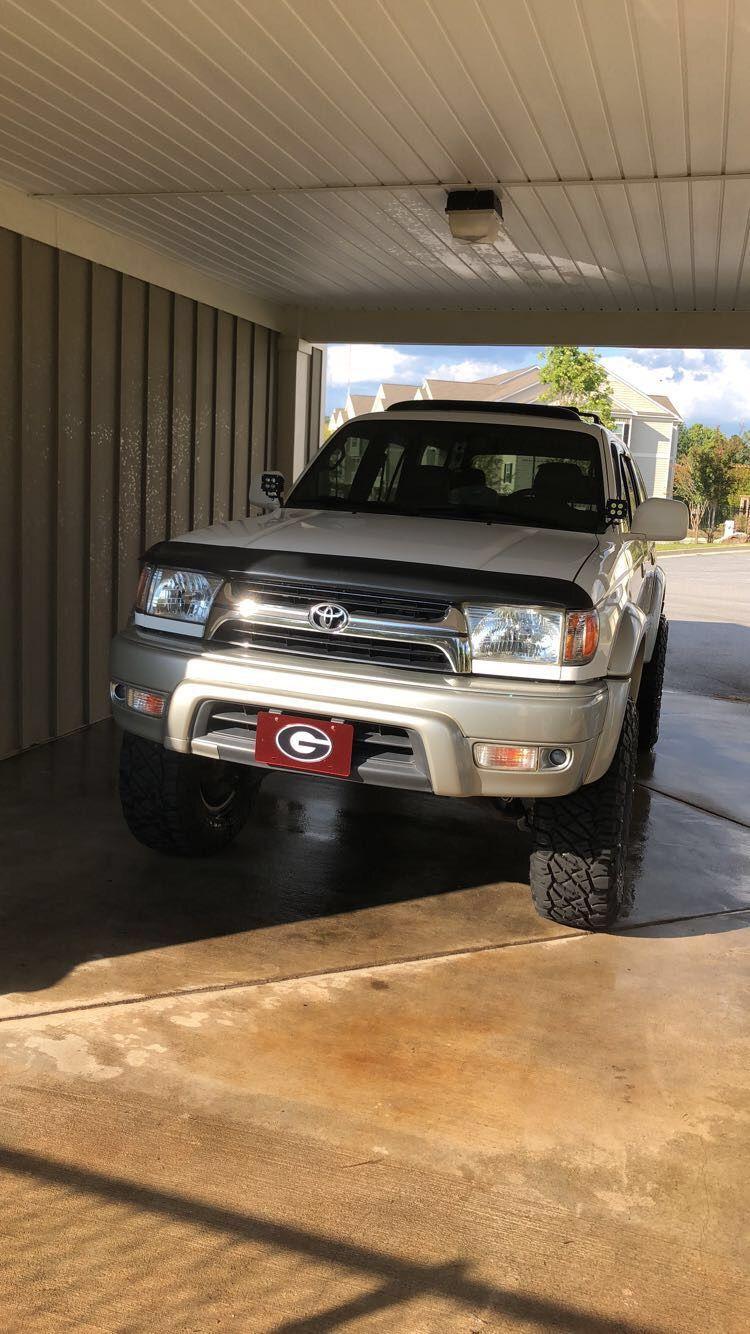 Pin By Dalton Webb On Toyota 4runner Toyota 4runner 4runner Bmw