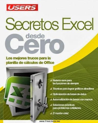Secretos Excel Desde Cero: Los mejores trucos para la planilla de cálculos de…