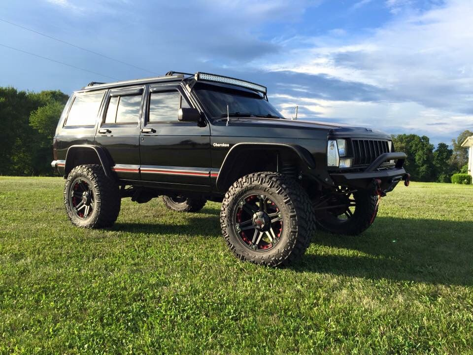 Jeep zj 33 inch tires