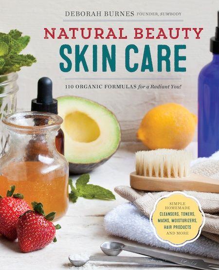 Deborah Burnes Diy Beauty Book Diy Recipes Acne Treatment