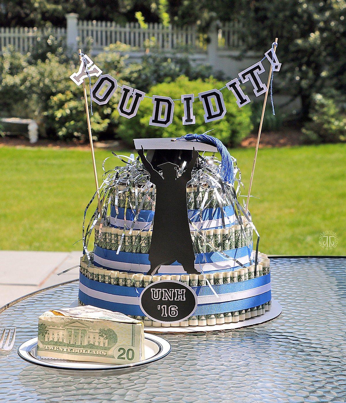 Money cake tutorial money cake cake cake tutorial
