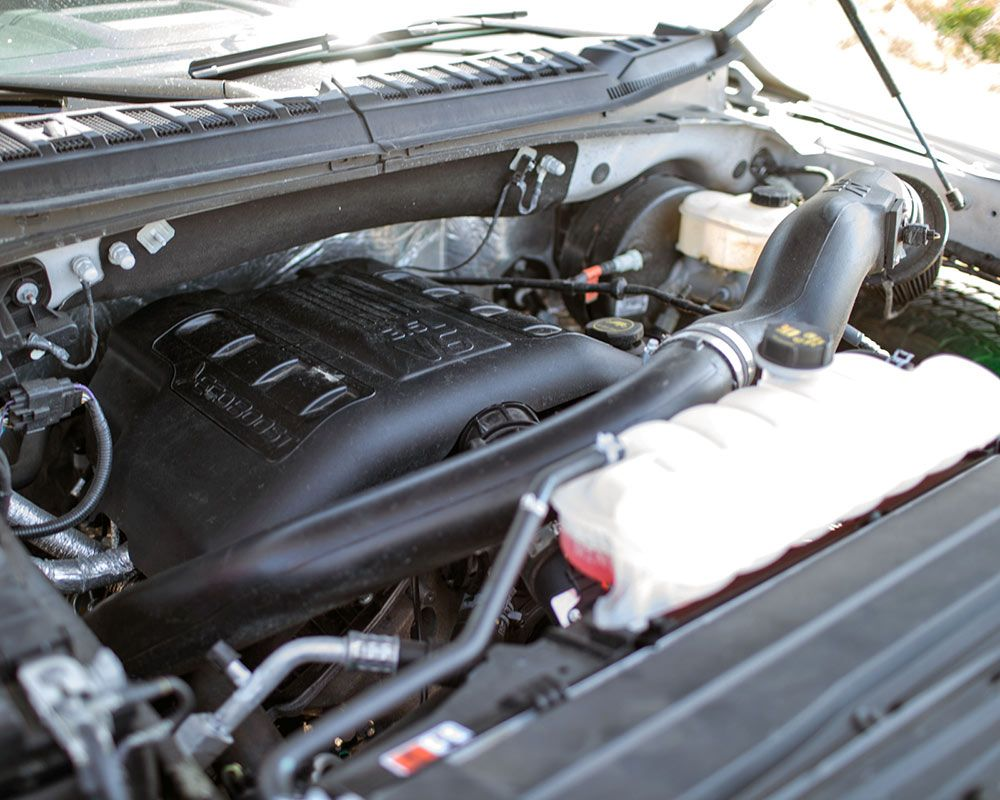 The ultimate funhaver 2015 ford f150 s engine is a stock ford 3 5 liter ecoboost with