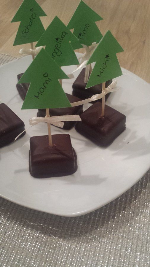 Photo of Place cards Oh Christmas tree