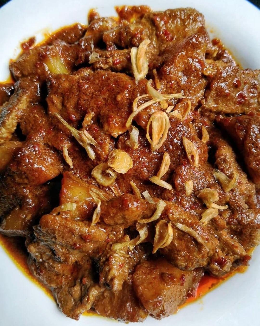 Semur Daging Pedas Semur Santan Credit By Maybelin Ma Resep Masakan Resep Semur Daging