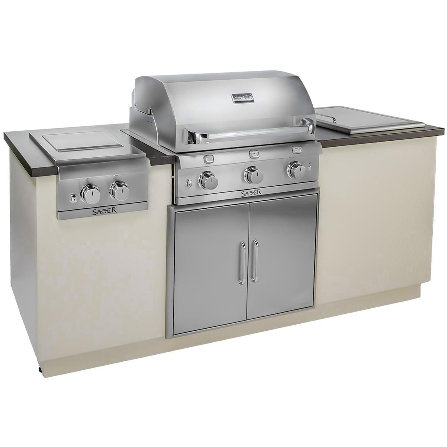 Pin By Little Simplicity On Nashville Mosiac Axis Outdoor Kitchen Propane Grill Outdoor Kitchen Appliances