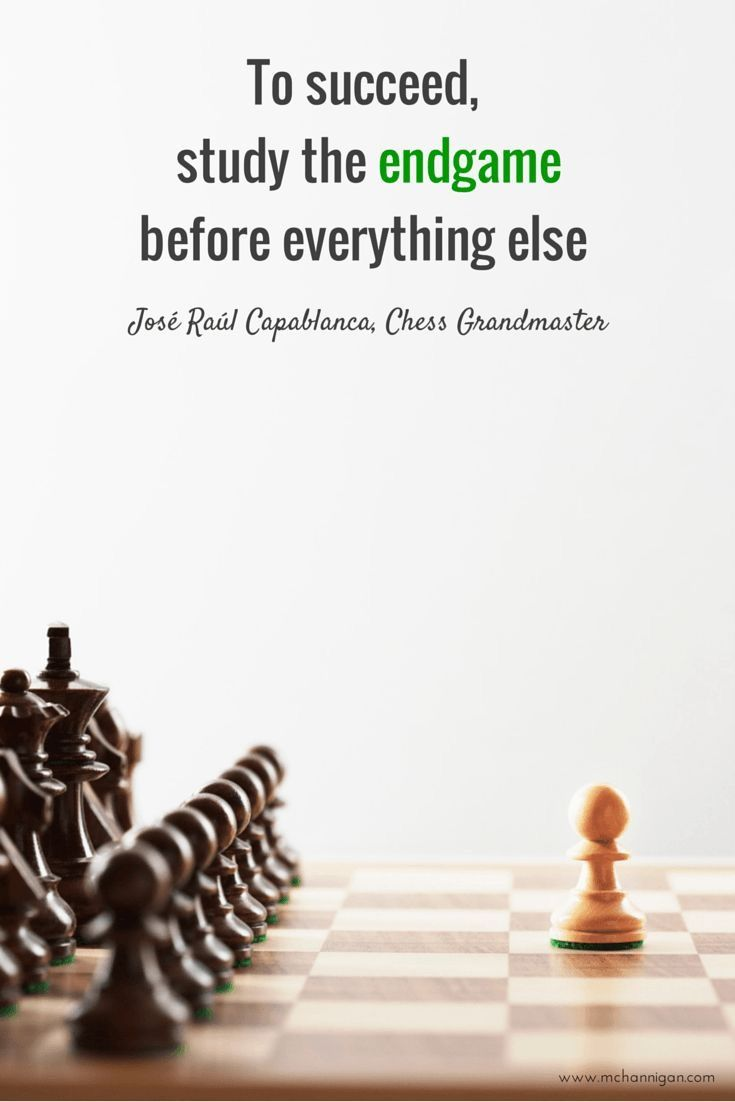 Pin by padma on Inspirational quotes | Chess, Chess endgame