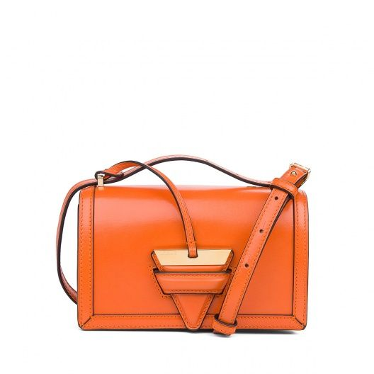 Loewe Barcelona - BARCELONA SMALL BAG Orange
