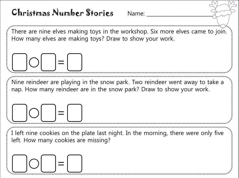 ae6a87c6b226cee92f30f60139e4ebb2 - Kindergarten Math Word Problem