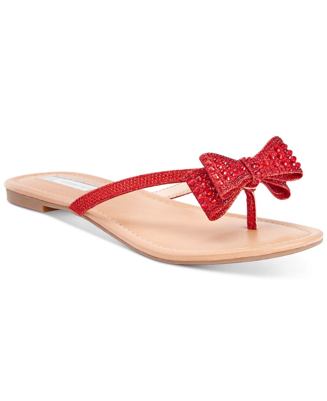e43c23ba6db87c INC International Concepts Women s Malissa Flat Thong Sandals