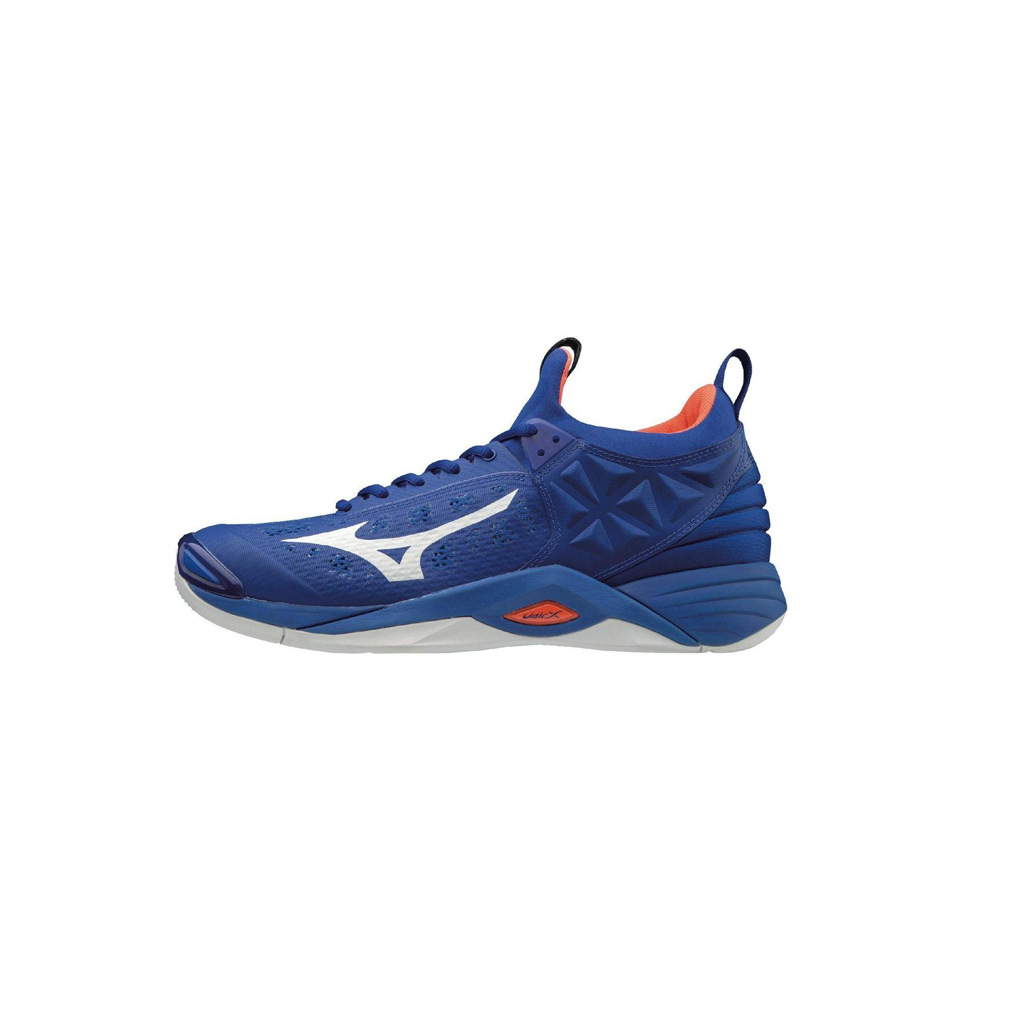 Mizuno Mens Volleyball Shoes Wave Momentum Volleyball Shoe 430261 Size 14 Royal Orange 5220 Volleyball Shoes Mens Volleyball Shoes Shoes