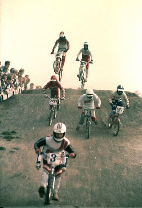 80 S Bmx Racing Bmx Racing Bmx Bikes Bmx Bicycle