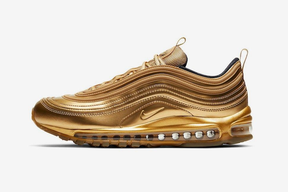 Nike Air Max 97 Gold Medal 2020 Olympics | First Look