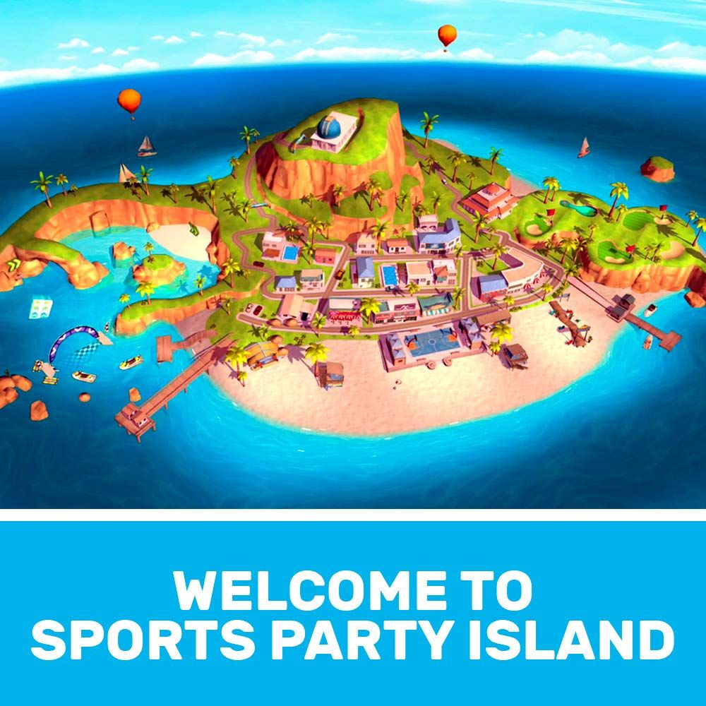 Sports Party Nintendo Switch Standard Edition >>> Details