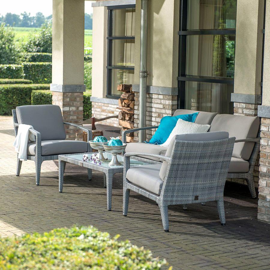 soldes salon de jardin delamaison salon de jardin delgado 4 seasons outdoor salons. Black Bedroom Furniture Sets. Home Design Ideas