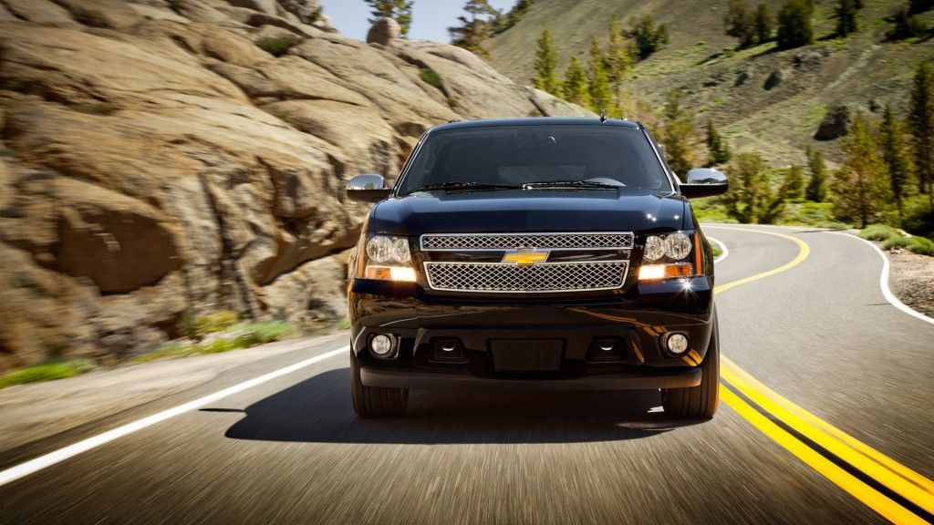 2014 Suburban Exterior Black Chevrolet suburban, Chevy