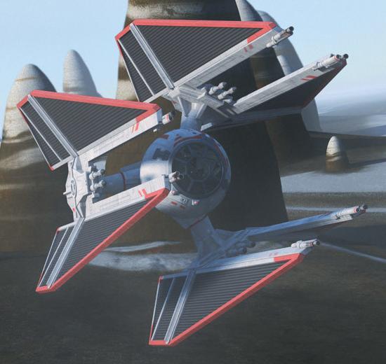 Tie D Defender Elite Star Wars Ships Star Wars Vehicles Star Wars Empire