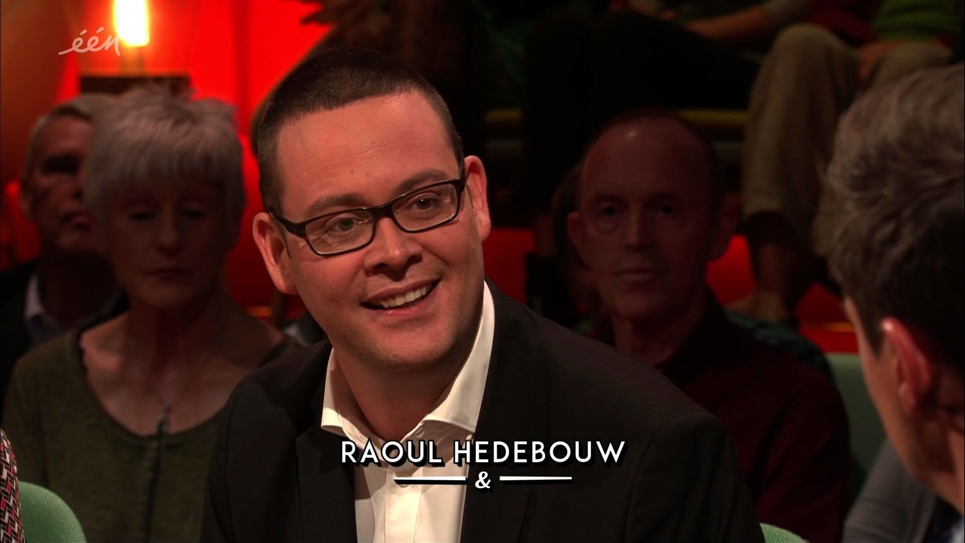 'Politieke wonderboy' Raoul Hedebouw (PVDA) bij Van Gils en Gasten