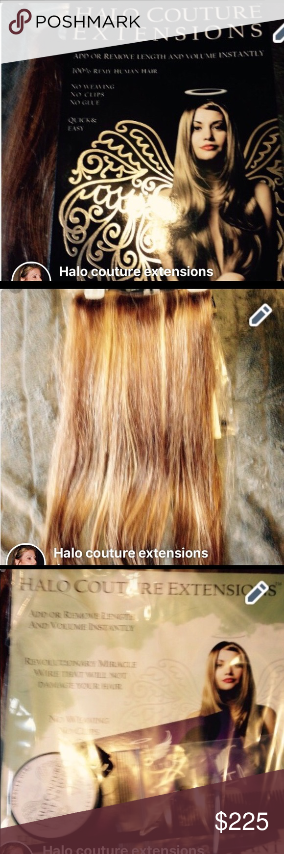 Halo Hair Extensions 24 Inches Length Halo Hair Hair Extensions
