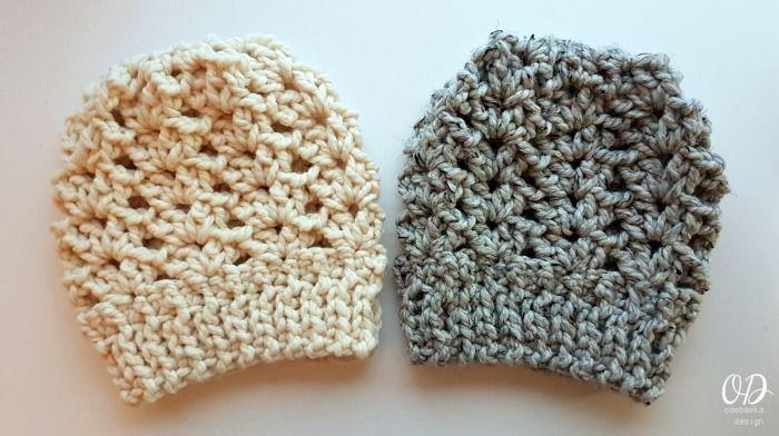 Ponytail or Knot Hat! | Pinterest