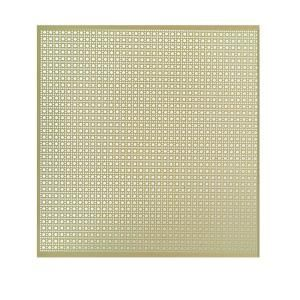 Md Building Products 3 Ft X 3 Ft Aluminum Albras Lincane Sheet 57265 At The Home Depot M D Building Products Radiator Screen Aluminium Sheet