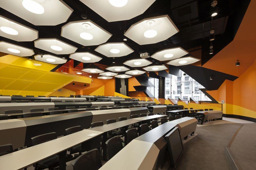 Rmit university swanston academic building lyons architecture