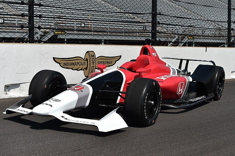 Indycar Has Revealed The First Photos Of The New For 2018 Dallara Universal Aero Kit Ahead Of The Start Of Testing At Indianapolis On Tuesd Indy Cars Car Chevy