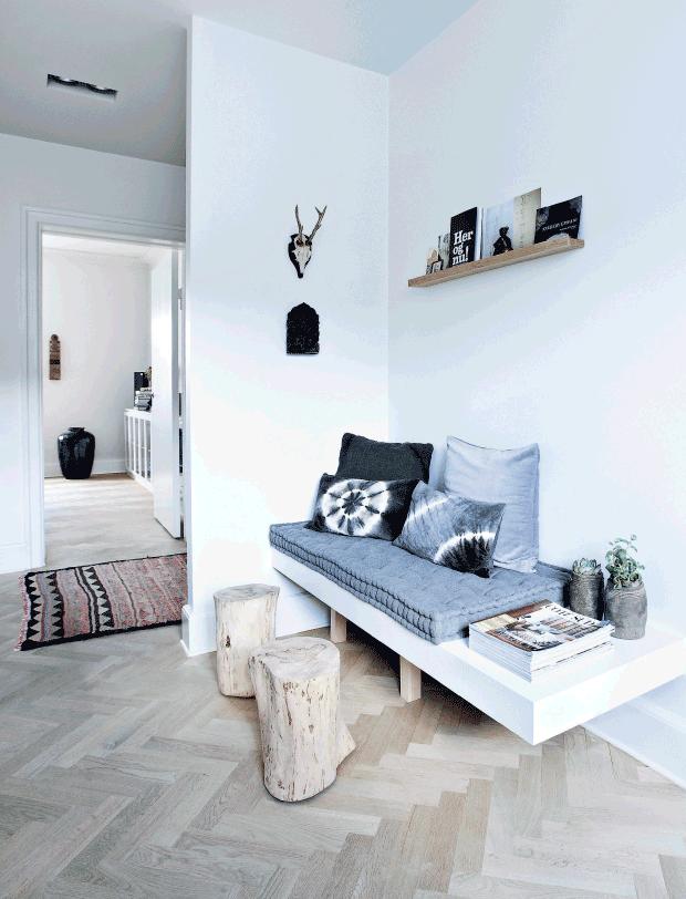 Woning geinspireerd door Noorse natuur | HOMEASE - huiskamer ...