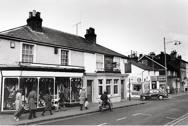 Camden Road 1965 Camden road, Royal tunbridge wells, Road