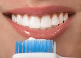 Taking Care of Toothbrush and Mouth