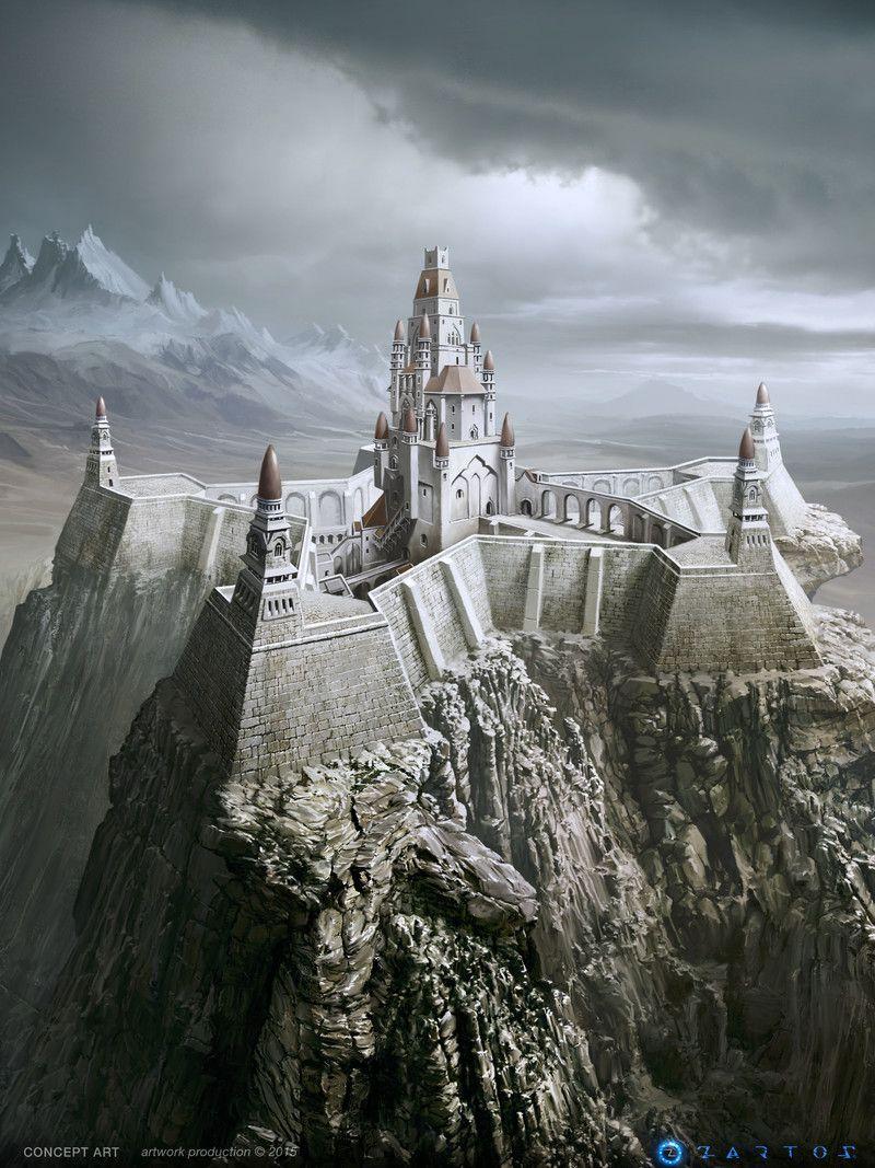 The Fortress, julio zartos