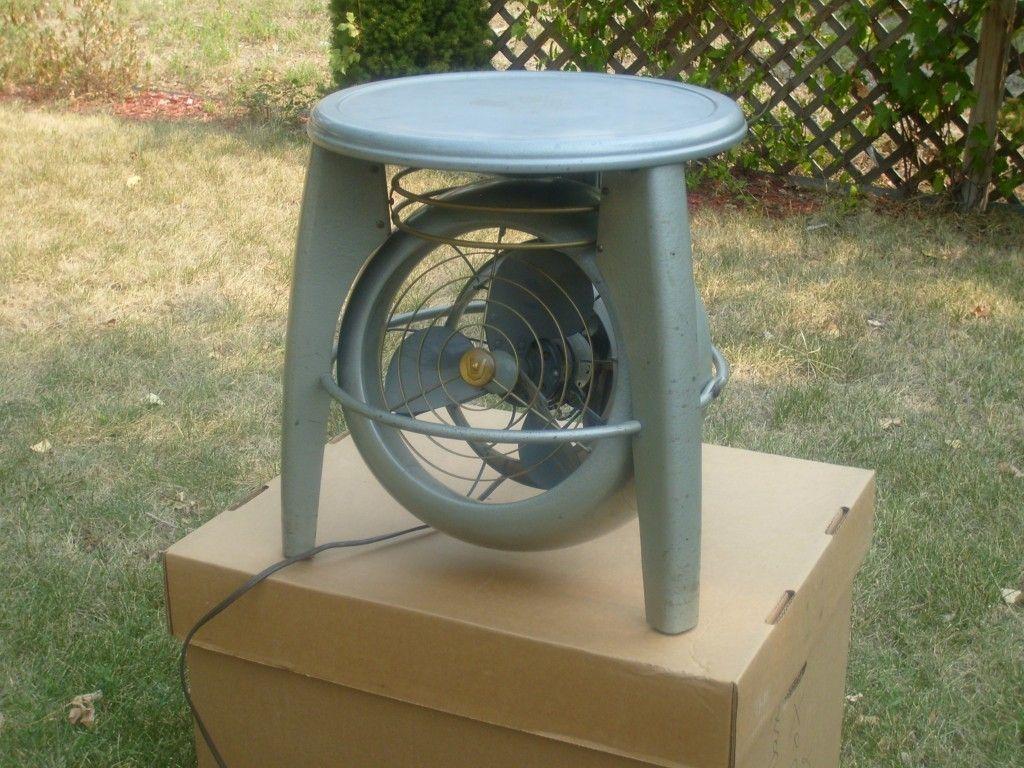 Vintage Vornado Turnabout Table Fan Rare Working Great Ebay