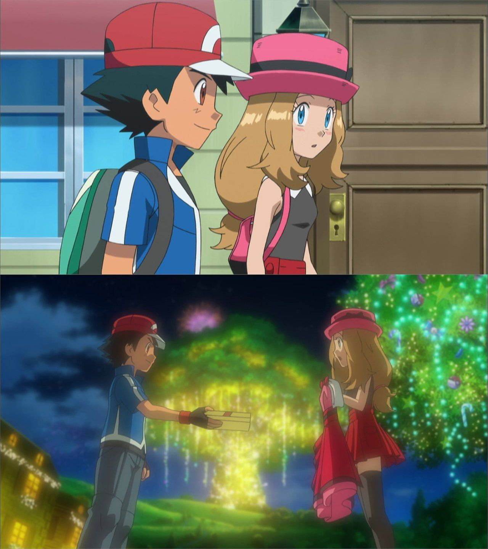 Pokemon Journeys Posts Tagged Amourshipping Pokemon Pokemon Journeys Cool Pokemon Wallpapers