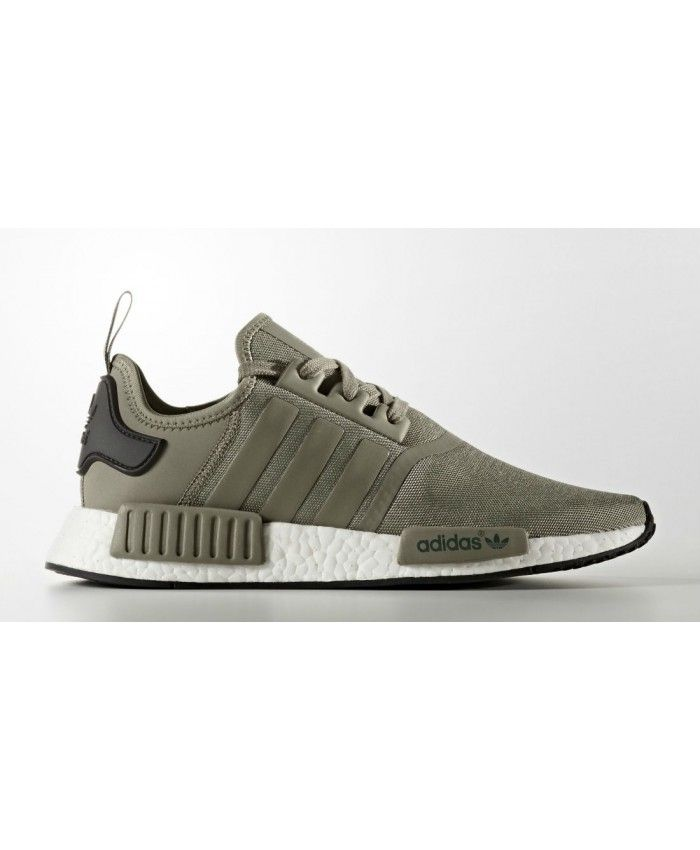 27630865f Adidas NMD R1 Cargo Pack Khaki Shoes